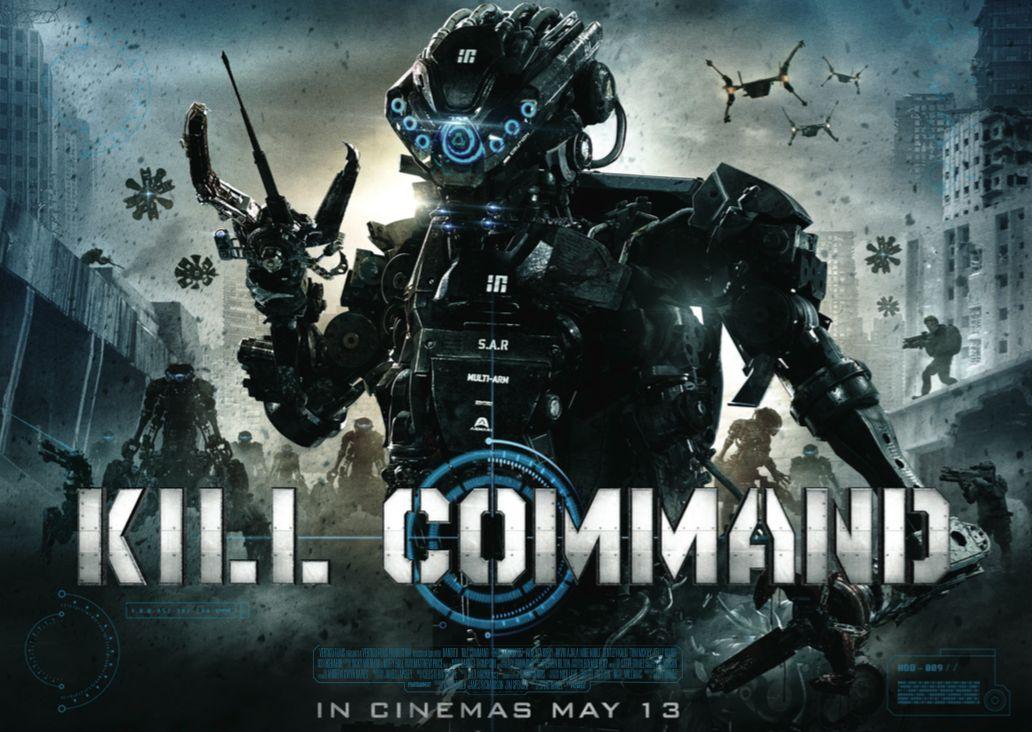 Kill Command poster
