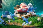 New Smurfs In The Village
