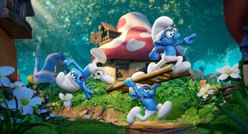 Smurfs - The Lost Village