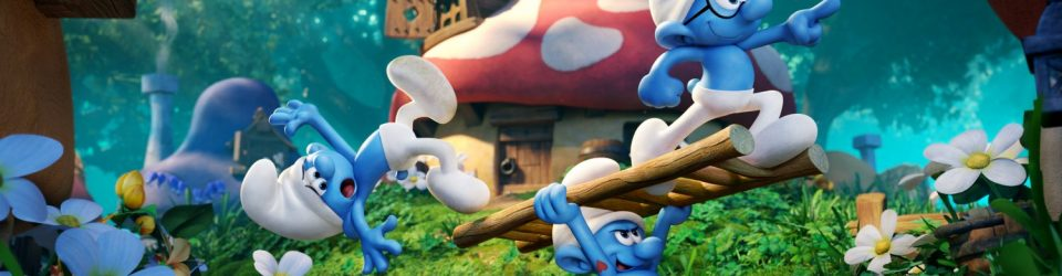New Smurfs In The Village