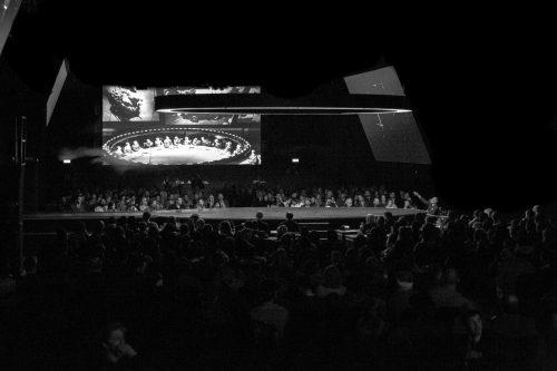 Dr. Strangelove - Photo by Will Cooper