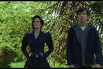 Miss Peregrine has a trailer