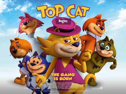 Top Cat poster