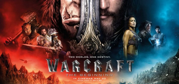 Warcraft has new posters