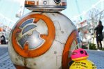 BB-8 Reimagined by Brit celebs