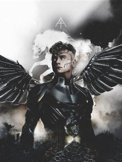 Angel as Death