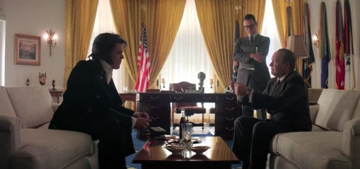 Elvis & Nixon – The UK trailer