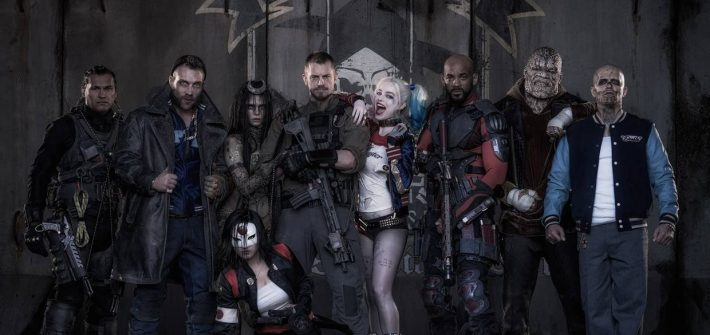 Suicide Squad has a new trailer