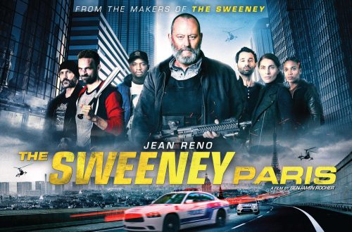The Sweeny Paris poster