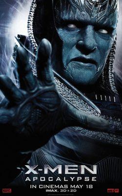 X-Men Apocalypse Character Banner