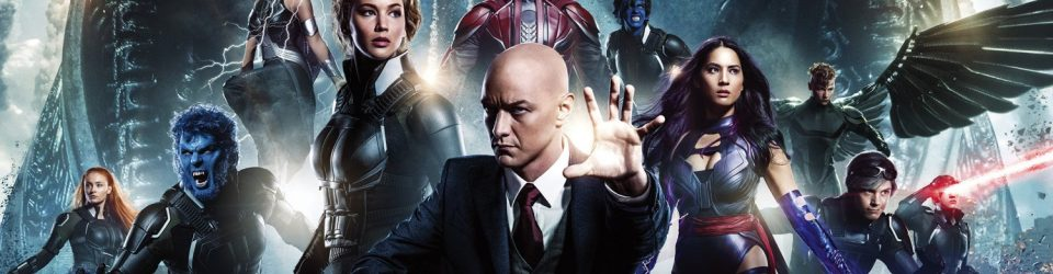 X-Men Apocalypse has a new poster