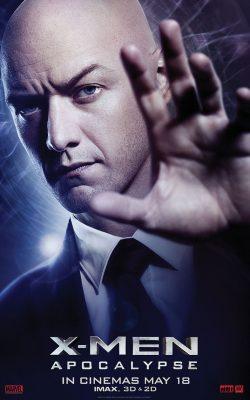 X-Men Xavier Character Banner