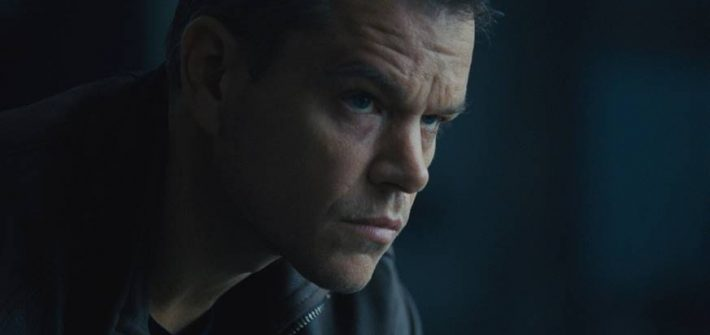 Bourne is definitely back