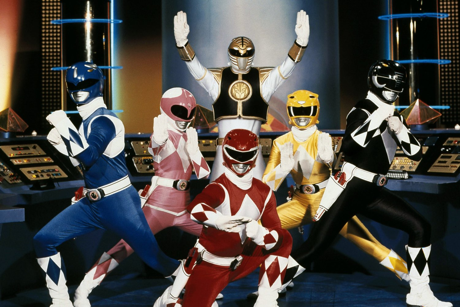 Power Rangers classic Suits