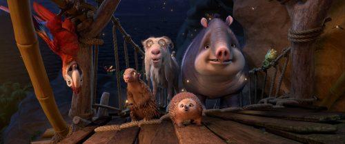 Robinson Crusoe - Find the gang