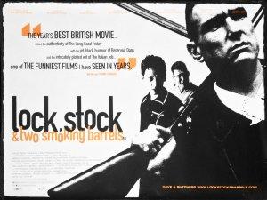 lock stock two smoking barrels poster
