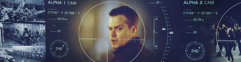 Bourne explodes with a new trailer