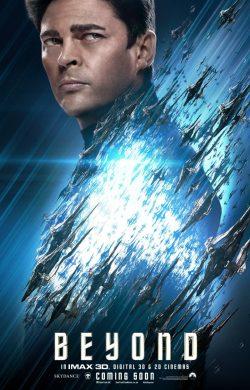 Star Trek Beyond Character poster - Bones