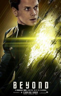 Star Trek Beyond Character poster - Chekov