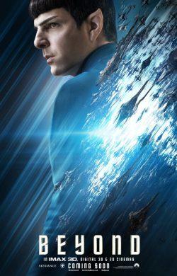 Star Trek Beyond Character poster - Spock
