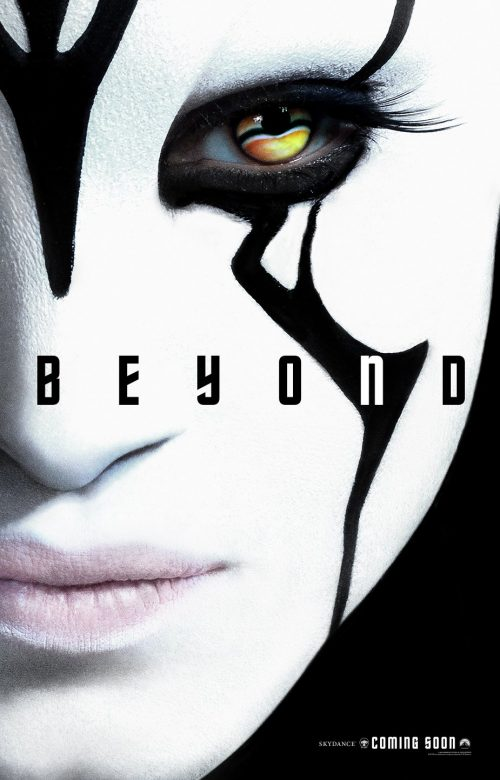Star Trek Beyond - Jaylah Poster