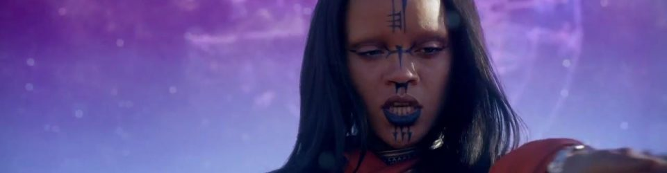 Rihanna does Star Trek