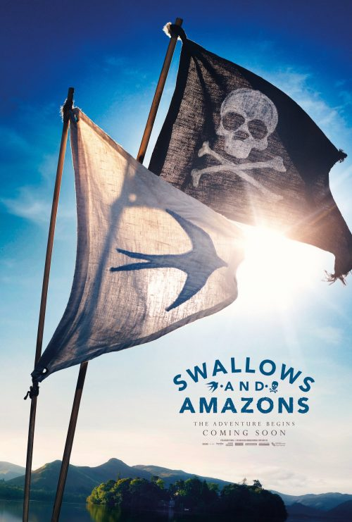 Swallows And Amazons teaser poster