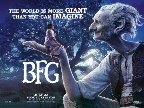 The BFG - Dream Tree - Poster