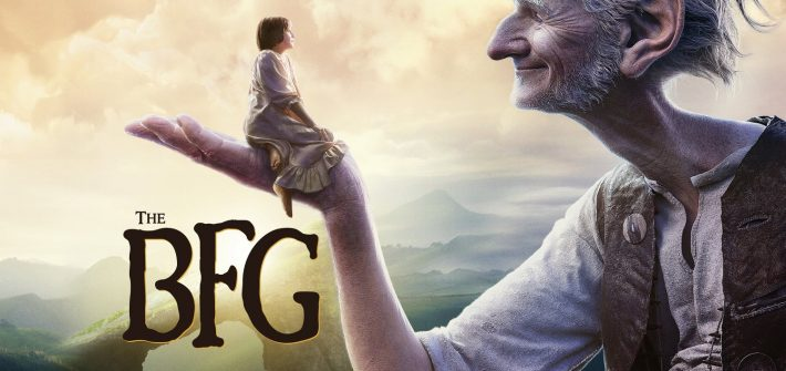 The BFG – New Posters