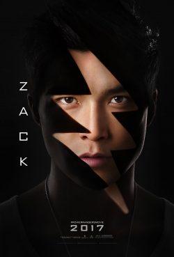 Power Rangers - Zack