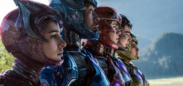 Power Rangers unmasked
