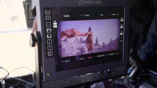 Star Trek Beyond - Making of Rihanna Sledgehammer Music Video