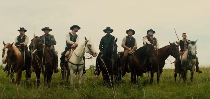 Magnificent Seven has a new trailer