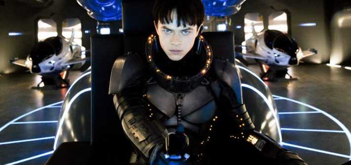 Valerian and the amazing trailer