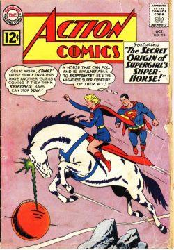 action comics 293