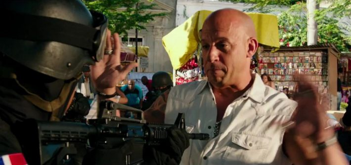 Xander Cage is back