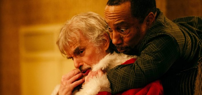 The Bad Santa is back