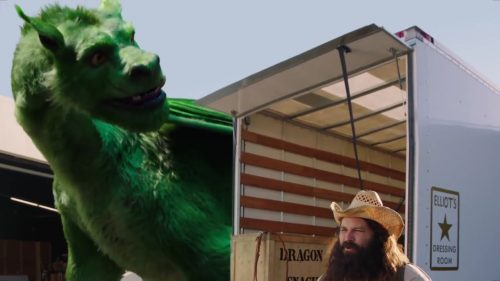 Pete's Dragon- Behind The Wings Mockumentary