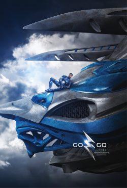 blue-power-ranger-poster