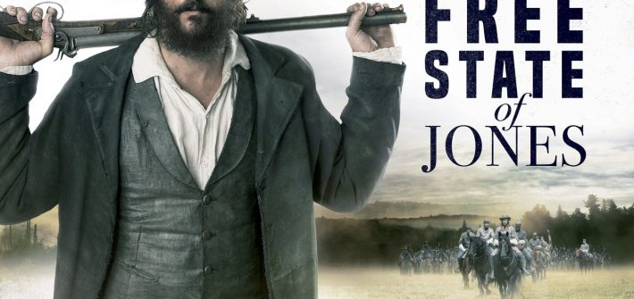 Free State of Jones has a poster