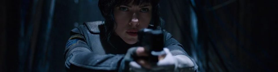 Ghost in the Shell is back