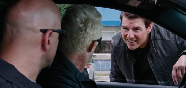 Jack Reacher is back in the new trailer