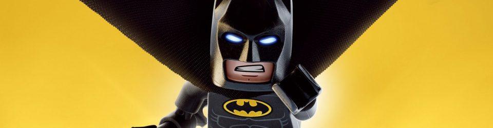 LEGO Batman is back