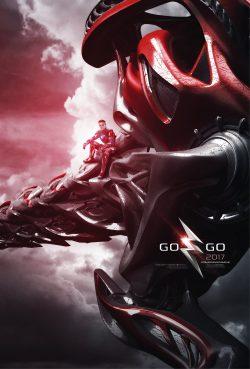 red-power-ranger-poster