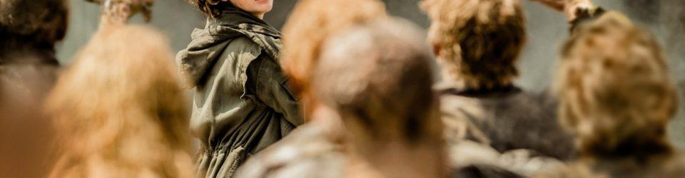 Resident Evil:  The Final Chapter's trailer