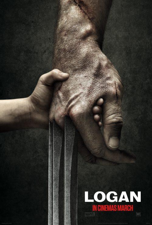 Logan UK poster