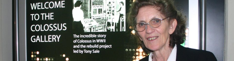 Margaret Sale – 25 years at Bletchley Park
