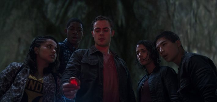 Power Rangers – The new images