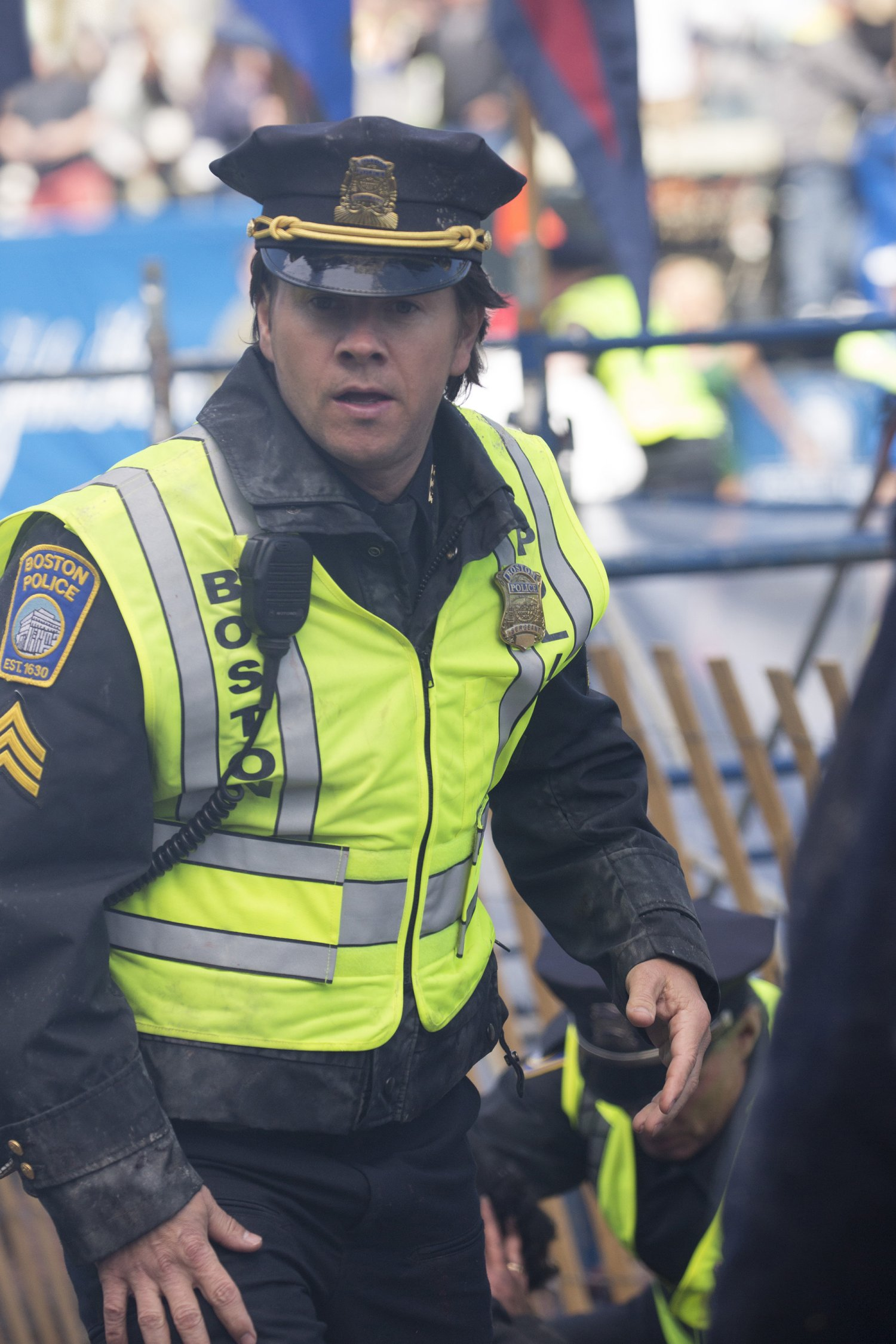 Patriots Day – Mark Wahlberg first look image