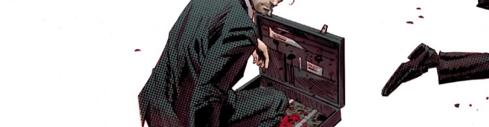 The Accountant – Comic Book